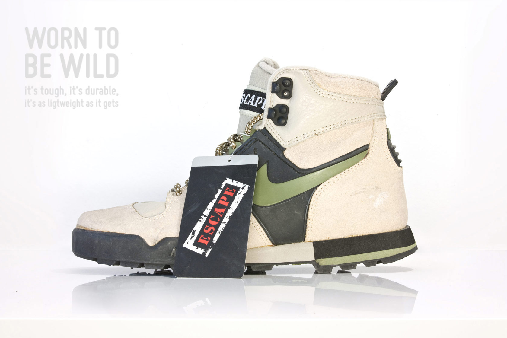 the best attitude bc05d 37780 WORN TO BE WILD » Nike Lahar Escape
