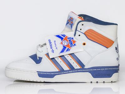 Adidas Rivalry Hi Ewing Knicks